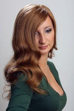 Цвет системы волос